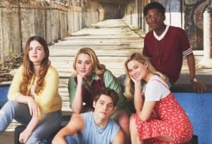 Cruel Summer Cast
