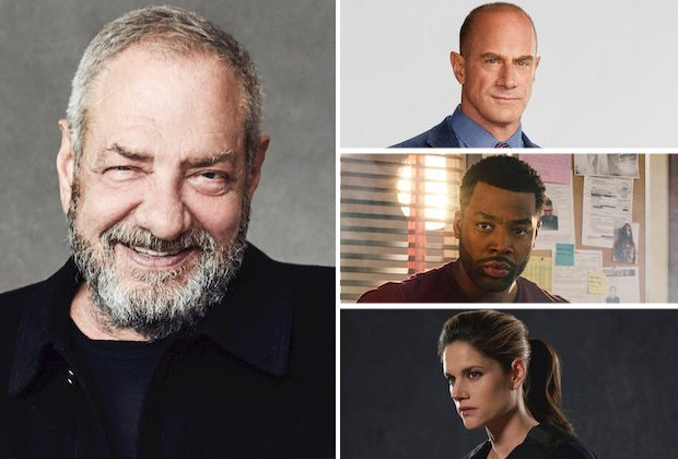 Dick Wolf FBI Law Order One Chicago