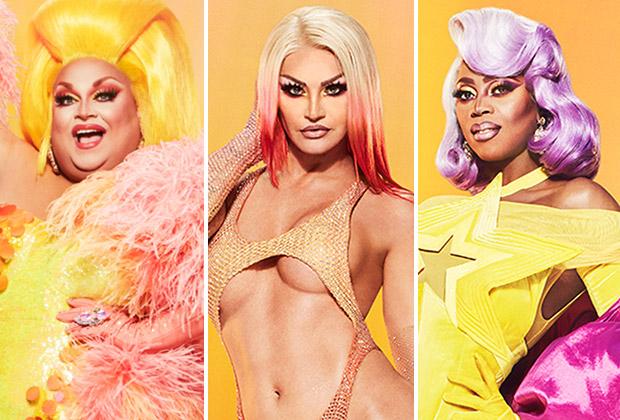 Drag Race All Stars 6 Cast