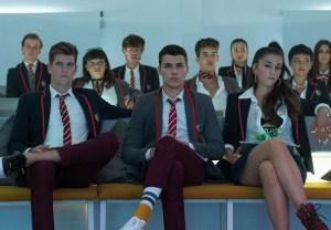 Elite Season 4 Trailer