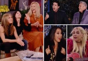 Friends Reunion Best Moments