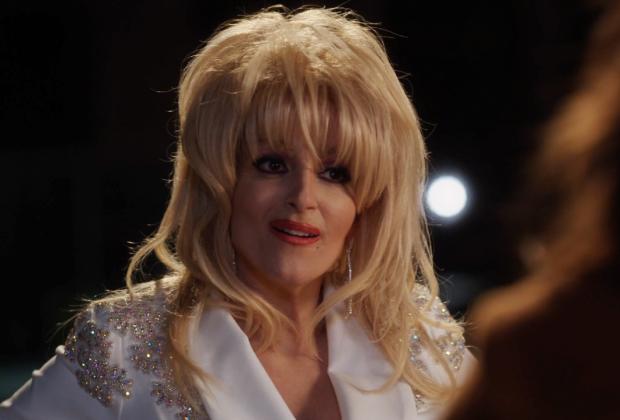 Girls5eva Tina Fey Dolly Parton