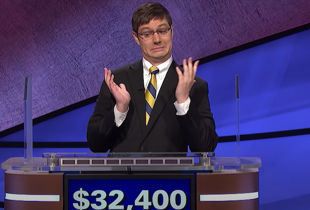 Jeopardy! TOC Player Apologizes for 'Loud,' 'Gonna Go for the Kill' Behavior