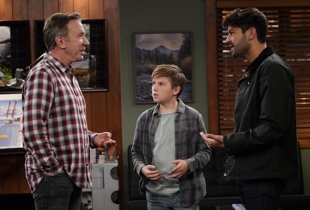 Last Man Standing - Mike, Boyd and Ryan in Season 7