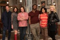 Leverage Crew Details the Thrill of Reuniting