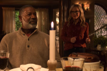 Lucifer's Rachael Harris Toasts Deliciously Awkward 'Family Dinner'