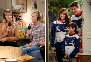 Mom 8x18: Christy, Violet and Roscoe Not in Series Finale