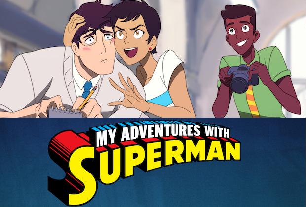 Adventures With Superman