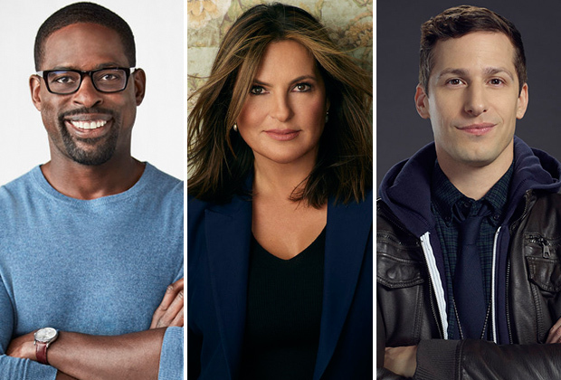 NBC Fall Schedule: This Is Us' Last Hurrah Pushed to 2022, All-L&O Thursdays, B99 Farewell Gets Olympics Launch, Zoey's and Good Girls MIA