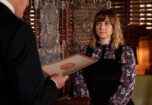 NCIS Los Angeles Nell Leaving