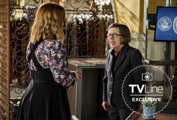 NCIS Los Angeles Hetty Returns