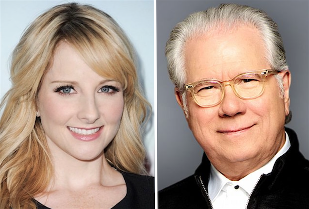 Night Court: NBC Officially Orders Pilot for Sequel Series With Melissa Rauch Starring, John Larroquette Returning - TVLine