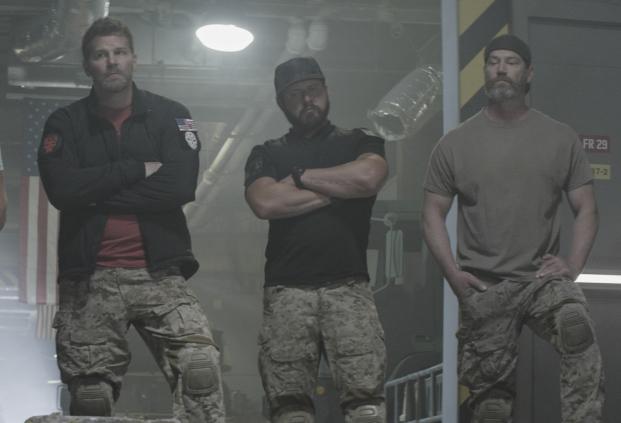 SEAL Team Jason Metal