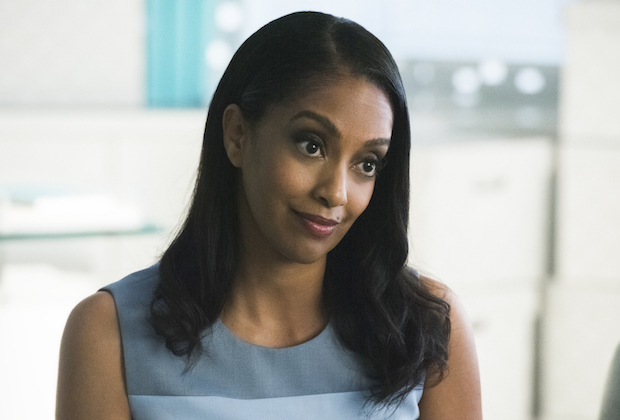 "Supergirl -- ""Event Horizon"" -- Image Number: SPG501b_0149b.jpg -- Pictured: Azie Tesfai as Kelly Olsen -- Photo: Dean Buscher/The CW -- © 2019 The CW Network, LLC. All Rights Reserved."
