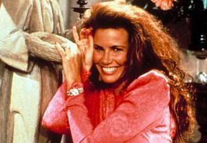 Tawny Kitaen in 'Santa Barbara'