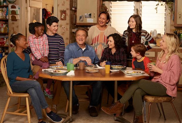 The Conners Season 1 Cast Photo