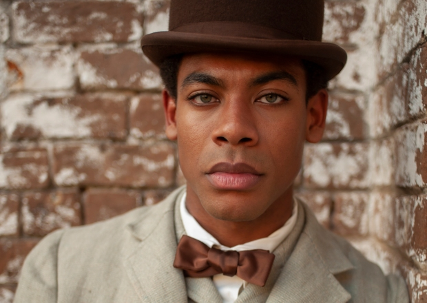The Underground Railroad Aaron Pierre Caesar