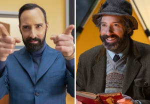 Tony Hale in 'The Mysterious Benedict Society'