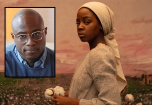 Barry Jenkins and Thuso Mbedu