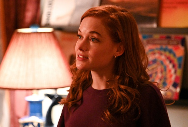 "ZOEY'S EXTRAORDINARY PLAYLIST -- ""Zoey's Extraordinary Girls' Night"" Episode 210 -- Pictured: Jane Levy as Zoey Clarke -- (Photo by: Sergei Bachlakov/NBC)"