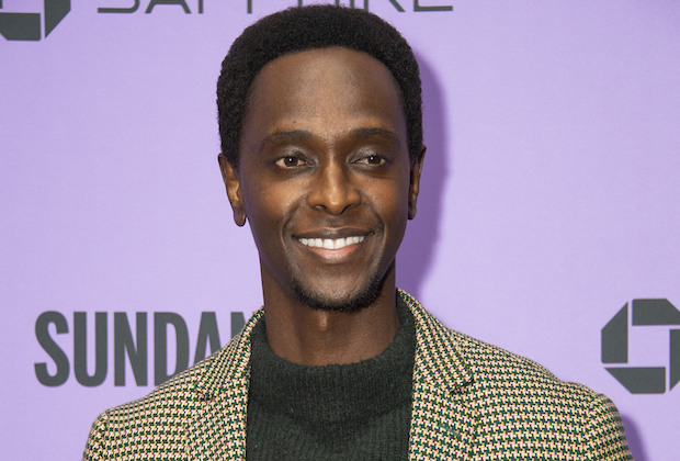 """Actor Edi Gathegi attends the premiere of """"The Last Thing He Wanted"""" at the Eccles Theatre during the 2020 Sundance Film Festival on Monday, Jan. 27, 2020, in Park City, Utah. (Photo by Arthur Mola/Invision/AP)"""