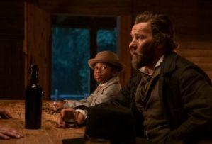 The Underground Railroad, Homer and Ridgeway