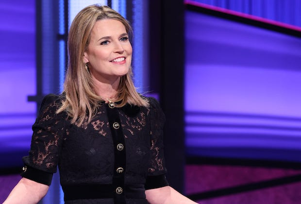 Savannah Guthrie's Jeopardy! Stint Set to End — How Does She Stack Up Against Her Guest Host Competition?