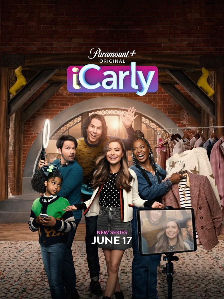 iCarly Revival at Paramount+