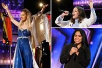 America's Got Talent Recap: A Quick-Change Artist Captures Heidi Klum's Golden Buzzer in Week 5 — Watch Video