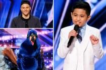 America's Got Talent Premiere: Who Got the First Golden Buzzer of Season 16?