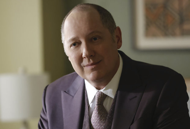 """THE BLACKLIST -- """"Konets"""" Episode 822 -- Pictured: James Spader as Raymond """"Red"""" Reddington -- (Photo by: Will Hart/NBC)"""