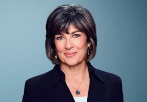 Christiane Amanpour Cancer CNN