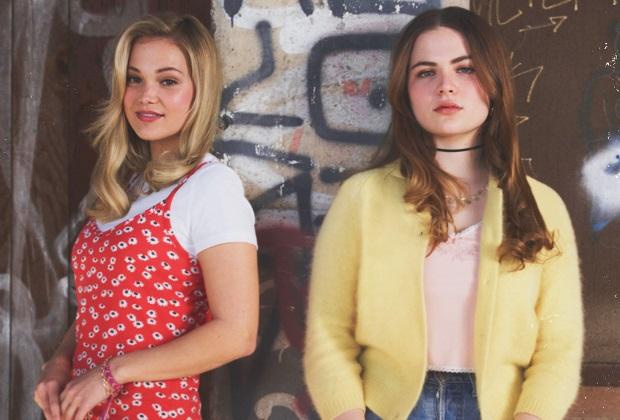 "CRUEL SUMMER - Freeform's ""Cruel Summer"" stars Olivia Holt as Kate Wallis and Chiara Aurelia as Jeanette Turner. (Freeform/Frank Ockenfels)"