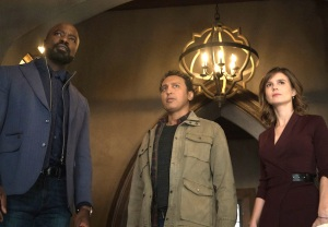 Evil Season 2 Preview Mike Colter Katja Herbers Interview