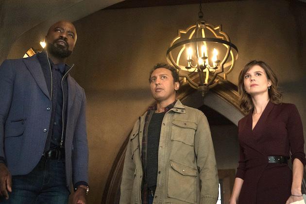 'Evil' Season 2 Preview: Mike Colter, Katja Herbers Interview - TVLine