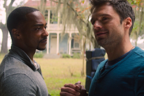 Anthony Mackie Addresses Falcon and Winter Soldier/Sam-Bucky Romance Speculation: 'Guys Can Be Friends'