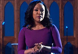 greenleaf lynn whitfield lady mae sermon emmy worthy scene
