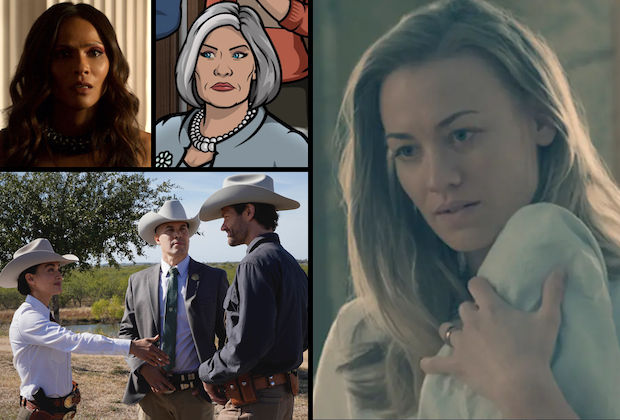 Inside Line: Scoop on Handmaid's Tale, HAHN, Walker, SEAL Team, Chicago Fire, Archer, NCIS: LA, Lucifer and More