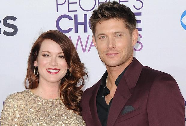 Daneel Harris, Jensen Ackles  - January 9, 2013 - 2013 People's Choice Awards - Arrivals held at Nokia Theatre L.A. Live, Los Angeles, Ca. Photo Credit: Andreas Branch/PatrickMcMullan.com/Sipa USA