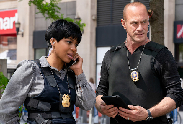 Law and Order Organized Crime 1x08