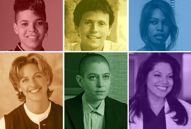 LGBTQ TV CHaracters Important