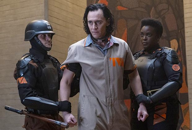 Loki' Recap: Episode 1 Premiere, Tom Hiddleston Series on Disney Plus |  TVLine