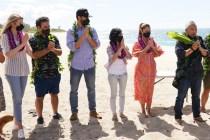 NCIS: Hawai'i Kicks Off Production With Traditional Hawaiian Blessing