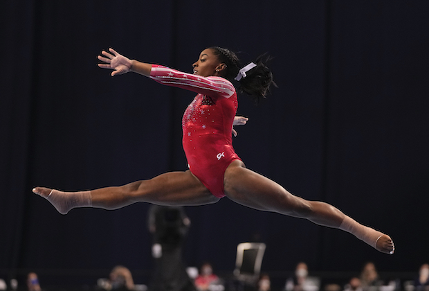 Olympic Trials Biles