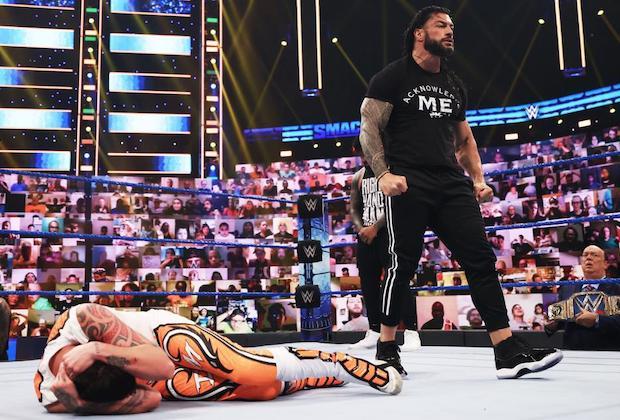 Ratings SmackDown