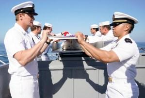 SEAL Team Metal Funeral