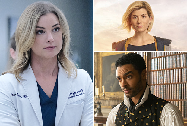 TV Characters Leaving