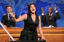 Cecily Strong Mulls Her SNL Future: 'Things Are a Bit More Up in the Air'