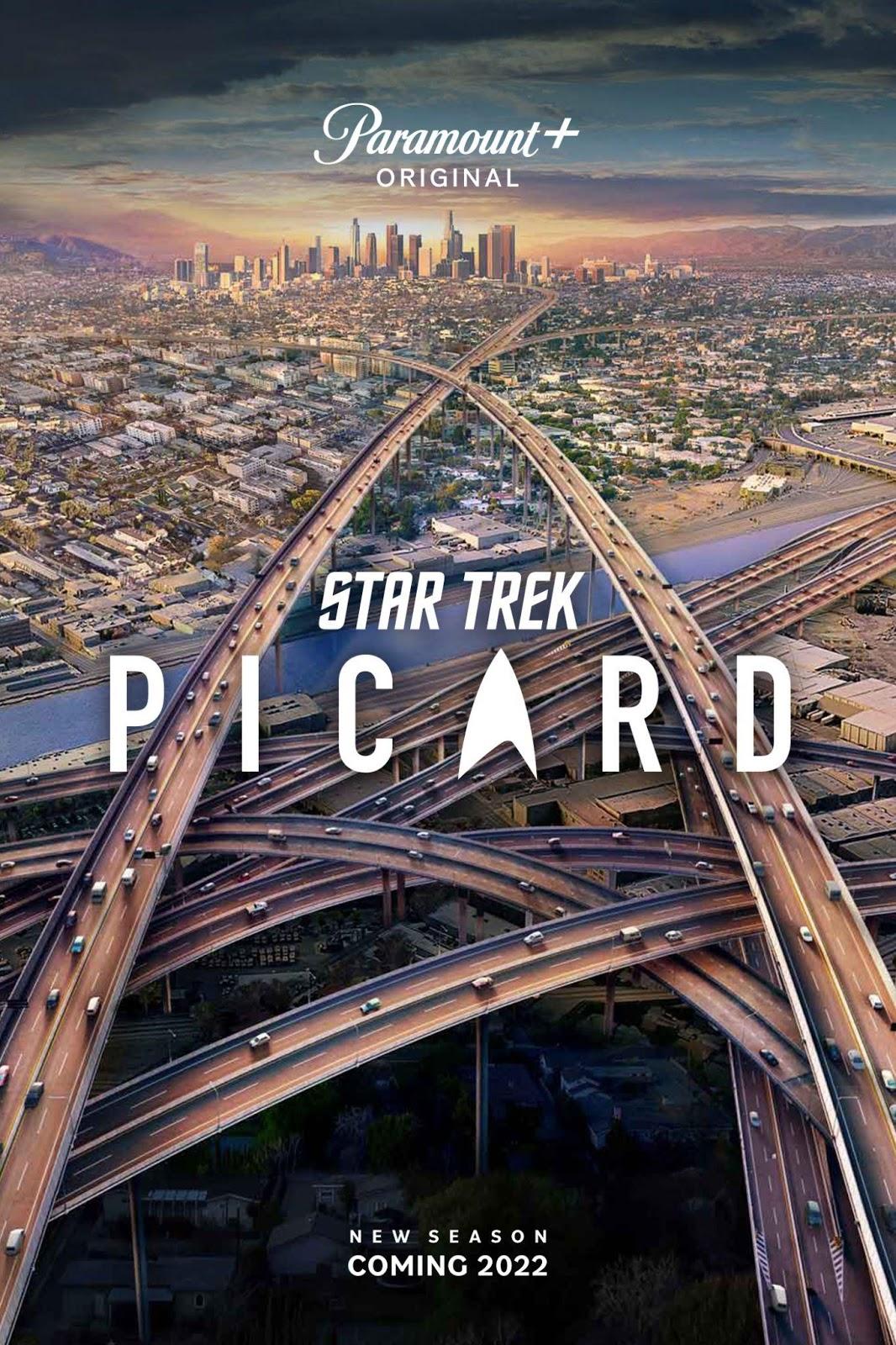 Star Trek: Picard Season 2 Poster