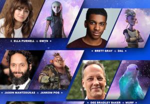 Star Trek Prodigy Voice Cast